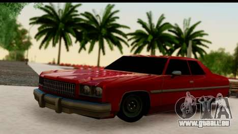 Chevy Caprice 1975 pour GTA San Andreas