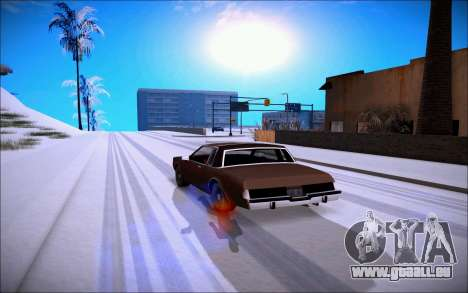 ENBSeries Wade Coronos für GTA San Andreas