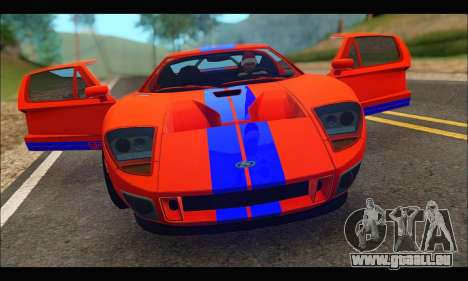 Ford GT 2006 pour GTA San Andreas