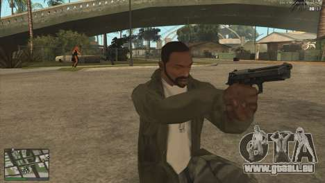 M9 Killing Floor pour GTA San Andreas