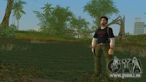 Gun Boran X für GTA Vice City Screenshot her