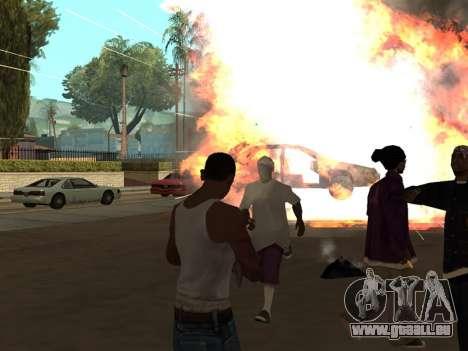 New Realistic Effects 3.0 für GTA San Andreas zweiten Screenshot