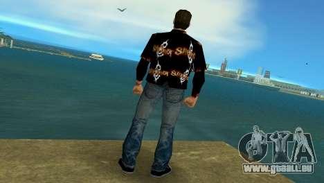 Slipknot 666 Shirt pour GTA Vice City