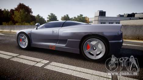BMW Italdesign Nazca C2 v5.1 pour GTA 4 est une gauche