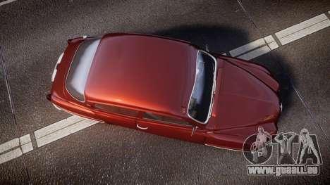 Saab 96 pour GTA 4 est un droit