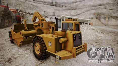 Caterpillar 631D für GTA San Andreas