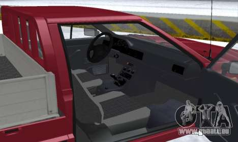 Daewoo FSO Polonez Truck Plus ST 1.9 D 2000 für GTA San Andreas Motor