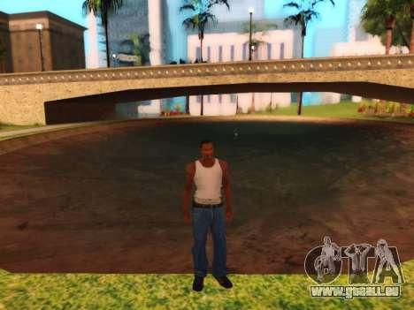 ENB by Robert pour GTA San Andreas cinquième écran