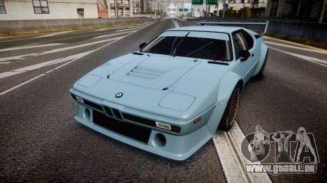 BMW M1 [EPM] für GTA 4