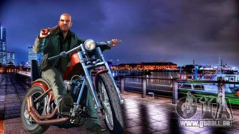 Laden Bildschirme, Französisch Riviera für GTA 4 dritte Screenshot