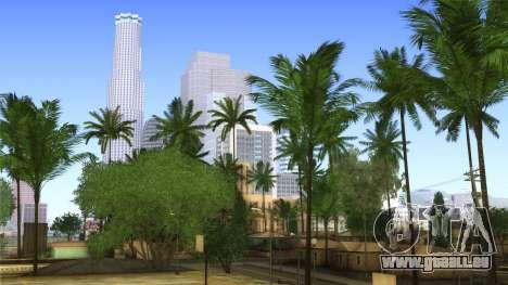 iPrend ENB Series v1.3 Final pour GTA San Andreas troisième écran