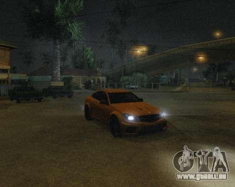 ENB by Robert v8.3 pour GTA San Andreas cinquième écran