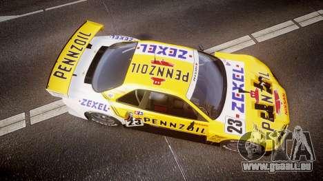 Nissan Skyline R34 2003 JGTC Pennzoil pour GTA 4 est un droit