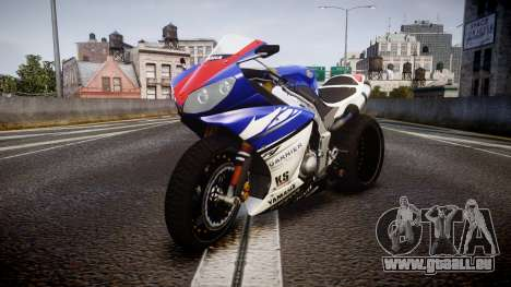 Yamaha YZF-R1 Custom PJ2 für GTA 4