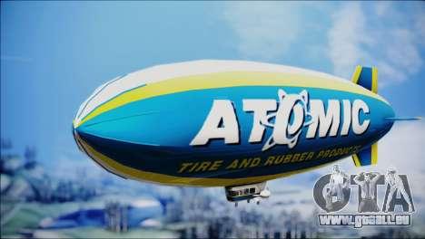 Blimp Atomic pour GTA San Andreas