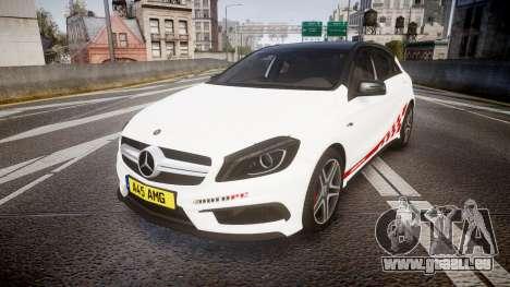 Mersedes-Benz A45 AMG PJs4 für GTA 4
