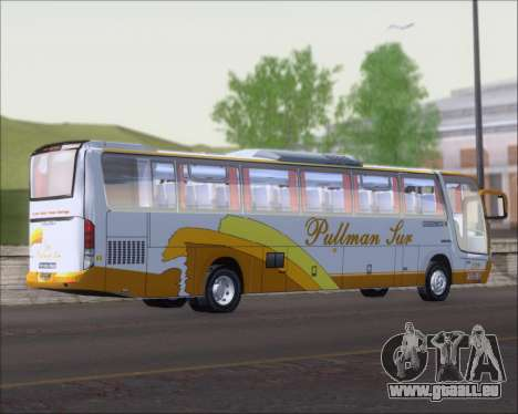 Busscar Vissta Buss LO Pullman Sur pour GTA San Andreas vue de droite