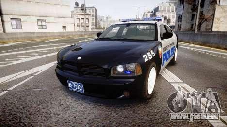 Dodge Charger 2006 LCPD CHGR v2.0L [ELS] für GTA 4