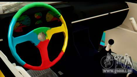 Opel Manta für GTA San Andreas rechten Ansicht