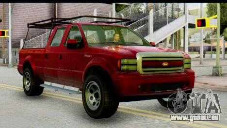 GTA 5 Vapid Sadler IVF pour GTA San Andreas