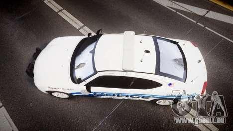 Dodge Charger 2006 LCPD [ELS] pour GTA 4 est un droit