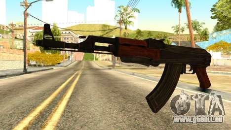 AK47 from Global Ops: Commando Libya pour GTA San Andreas