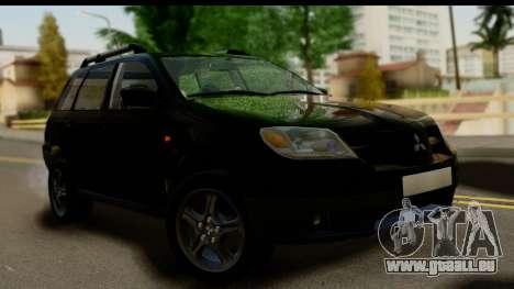 Mitsubishi Outlander für GTA San Andreas