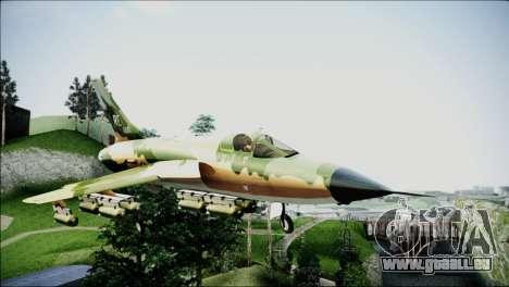 F-105 Thunderchief Polish Glider pour GTA San Andreas