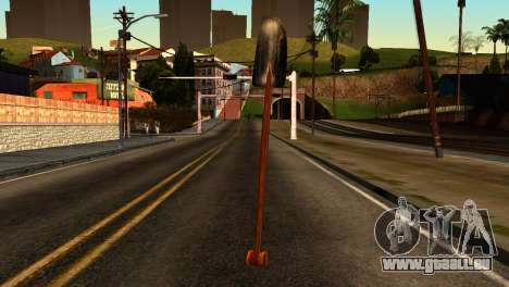 Shovel from Redneck Kentucky pour GTA San Andreas