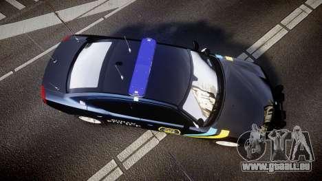 Dodge Charger 2006 Sheriff Bohan [ELS] pour GTA 4 est un droit