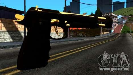 New Desert Eagle pour GTA San Andreas deuxième écran