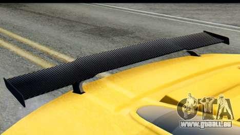 GTA 5 Obey 9F Cabrio IVF für GTA San Andreas rechten Ansicht