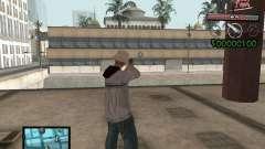 C-Hud Yakuza II für GTA San Andreas