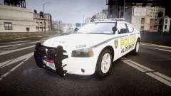 Dodge Charger 2006 Alderney Police [ELS] pour GTA 4