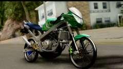 Kawasaki Ninja R Drag