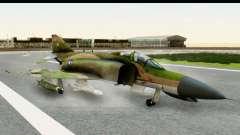 F-4 Vietnam War Camo