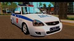 VAZ 2172 Polizei