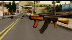 Modified AK47