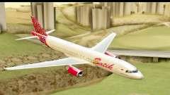 Airbus A320 Batik Air pour GTA San Andreas