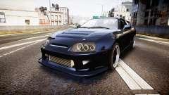 Toyota Supra Tuned pour GTA 4