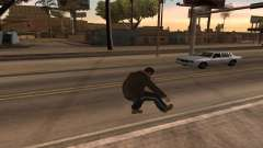 Animationen von GTA 4