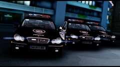 Mercedes-Benz C32 AMG Police