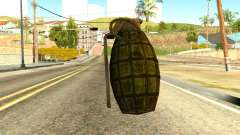 Grenade from Global Ops: Commando Libya