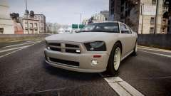 Bravado FBI Buffalo Restyling pour GTA 4