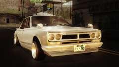 Nissan Skyline GC10 2KGT Shakotan