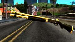 New Shotgun für GTA San Andreas