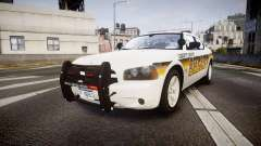Dodge Charger 2006 Sheriff Liberty [ELS] für GTA 4