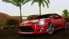 Toyota GT86 (ZN6) 2012