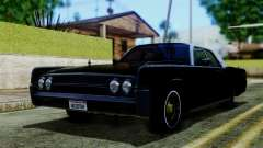 Lincoln Continental pour GTA San Andreas