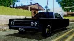 Lincoln Continental pour GTA San Andreas